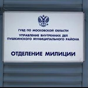Отделения полиции Вязьмы