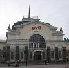 Железнодорожные вокзалы в Вязьме
