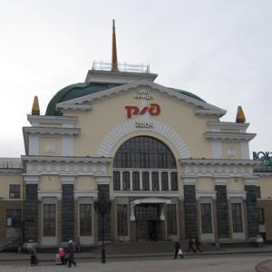 Железнодорожные вокзалы Вязьмы
